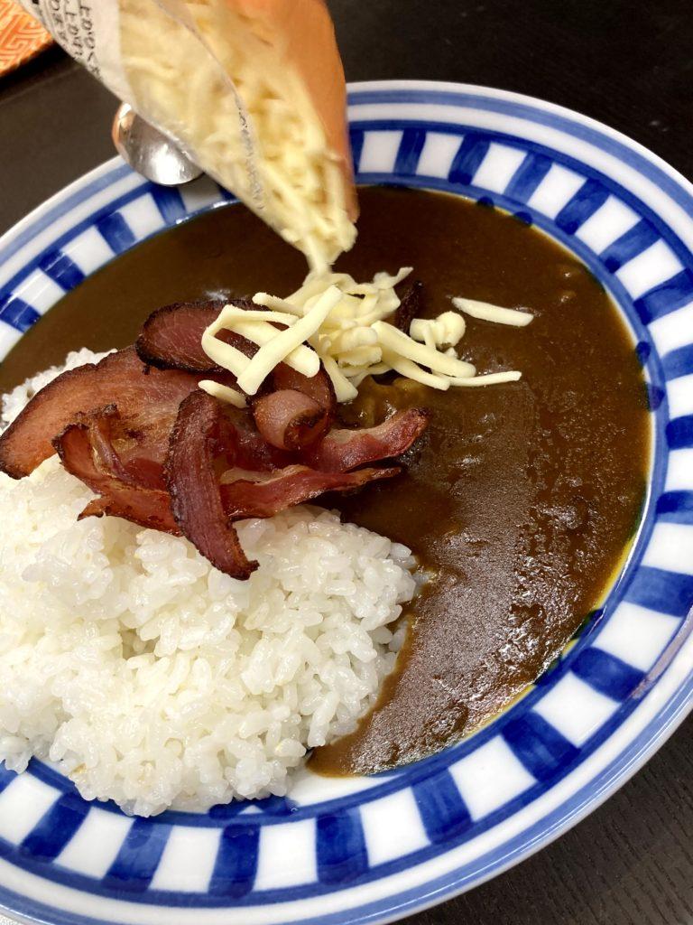 食研カレー レビュー アレンジ 4